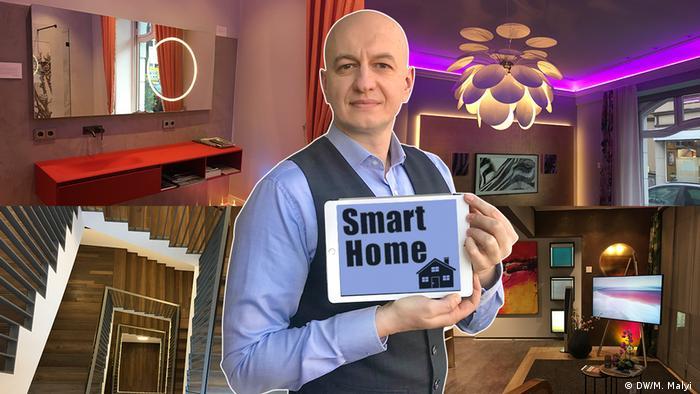 У новій серії проекту Відкривай Німеччину Михайло Малий розповідає, як живеться німцям у Smart Home
