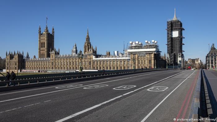 Londres vazia
