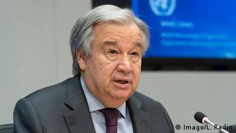 Αντόνιο Γκουτέρες, γ.γ. του ΟΗΕ