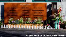 5. Jahrestag Absturz Germanwings 4U9525