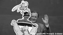 Axterix-Zeichner Albert Uderzo ist tot