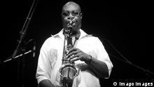 Jazz Saxophonist Manu Dibango