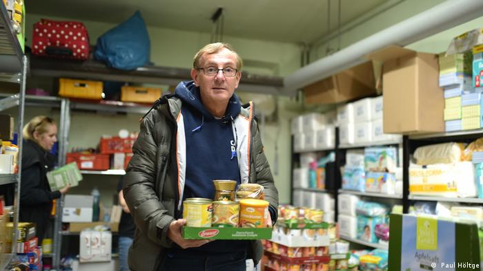 Especialmente los pobres y los abandonados necesitan un compañero a su lado. Y ese compañero somos nosotros, dice Bernd Siggelkow, fundador de El Arca