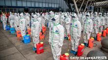 Coronavirus | China wird die Sperrung von Wuhan Coronavirus beenden