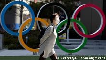 Japan verschiebt Olympische Spiele wegen Coronavirus auf 2021