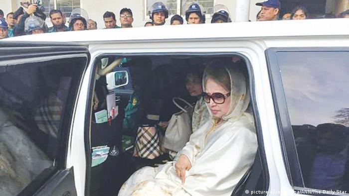 Bangladesch ARCHIV | Khaleda Zia, ehemalige Premierministerin