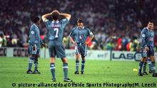 Fußball-EM 1996 |Halbfinale England vs. Deutschland
