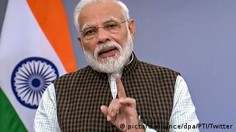 Coronavirus - Indiens Premierminister Narendra Modi