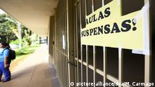 Brasilien Schulspeisung Coronakrise Corona