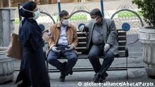 Iran Covid-19 Krise