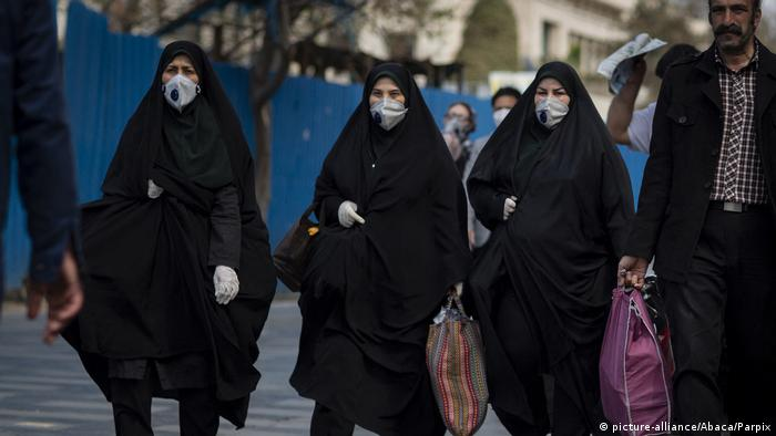 Alle zehn Minuten ein Toter wegen Corona im Iran