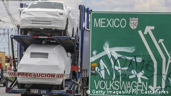 Foto de carros VW en Puebla
