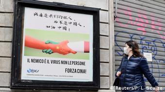 Coronavirus | Internationale Hilfe für Italien (Reuters/F. L. Scalzo)