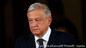 Mexiko Coronavirus López Obrador