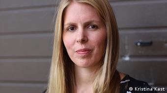 Journalistin Christina zur Nedden (Kristina Kast)