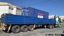 Mosambik Migration Dutzende Tote in Lkw-Container entdeckt