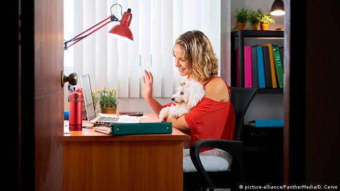 Symbolbild Home Office |Arbeit in Zeiten von Corona