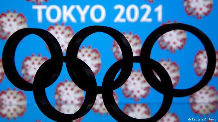 Символ Олимпиады в Токио