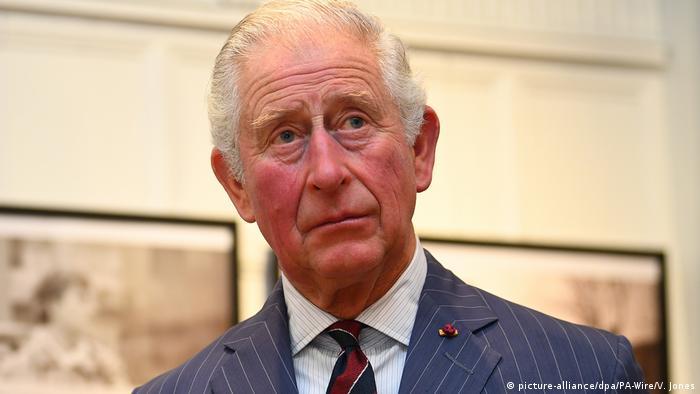 Großbritannien Prinz charles mit Coronavirus infiziert (picture-alliance/dpa/PA-Wire/V. Jones)