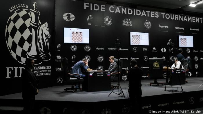 Russland Yektaerinburg | FIDE Schachturnier 2020