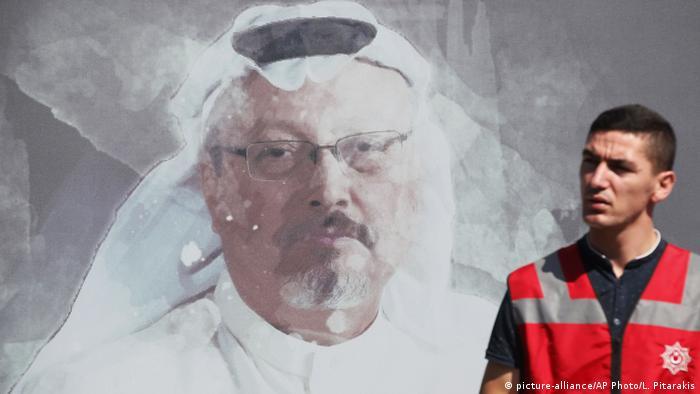 Ermordeter Saudischer Journalist Jamal Khashoggi