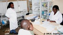 Angola Kwanza Norte | Coronakrise in Ndalatando: Mediziner arbeiten ohne Schutz während der Coronakrise
