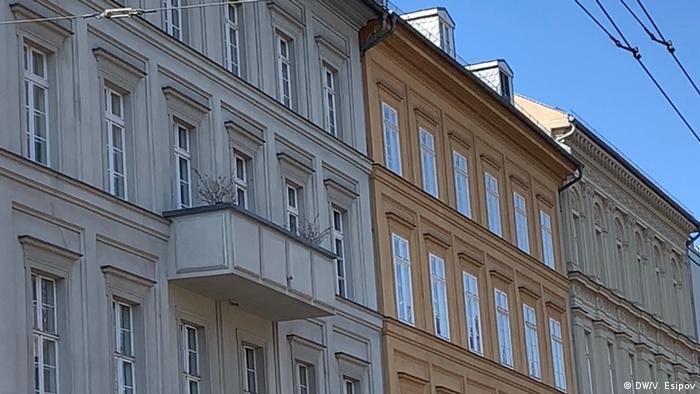 Дом Ангелы Меркель в Берлине