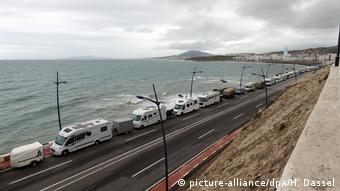 Marokko Coronavirus Die Lage in Ceuta