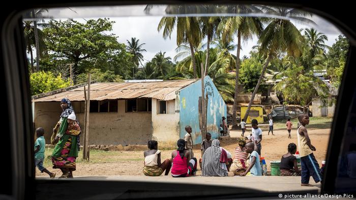 Cabo Delgado, Moçambique (foto de arquivo)