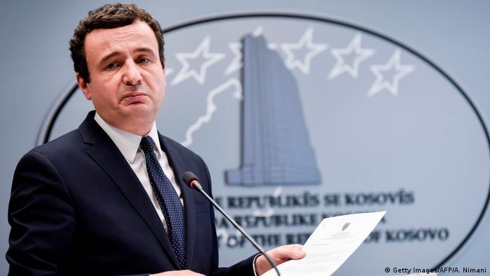 Symbolbild - Kosovo-Parlament berät über Misstrauensvotum