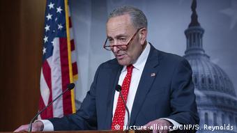 Лідер демократичної меншості у Сенаті США Чак Шумер назвав пакет фінансової допомоги історичним