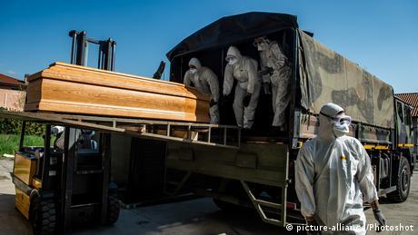 Ιταλία - κορονοϊός: Γιατί το Μπέργκαμο είχε τόσους νεκρούς;