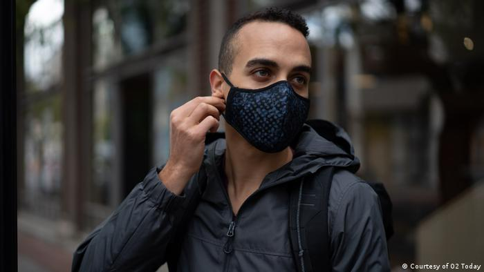 Bildergalerie Fashionable Face Masks | O2 Today (Courtesy of O2 Today)