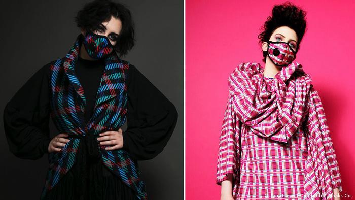 Bildergalerie Fashionable Face Masks | Cambridge 1 (Courtesy of Cambridge Masks Co. )