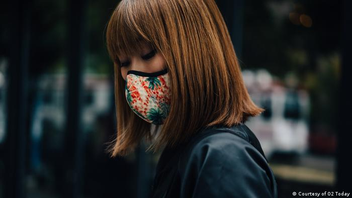 Bildergalerie Fashionable Face Masks | O2 Today (Courtesy of O2 Today)