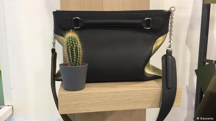 Mexican cactus leather was among the winners of the Green Product and Green Concept Award given out earlier this year