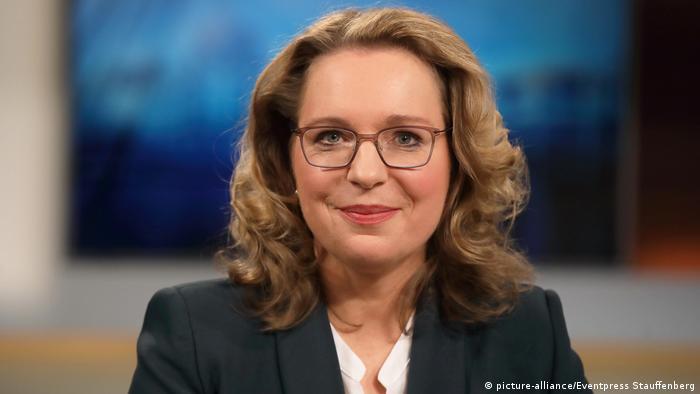 Claudia Kemfert, Leiterin der Abteilung Energie, Verkehr, Umwelt am Deutschen Institut für Wirtschaftsforschung (DIW Berlin)