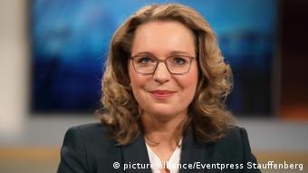 Эксперт по энергетике берлинского института DIW профессор Клаудия Кемферт