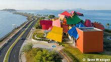 Living Planet Museum für Artenvielfalt in Panama Stadt