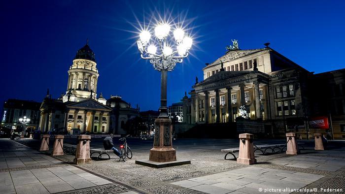 Жандармская площадь в Берлине