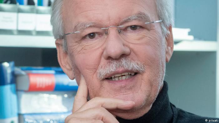 Stefan Kaufmann s Instituta Maxa Planka