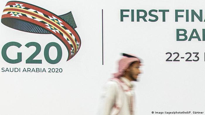 У березні в Саудівській Аравії відбулась зустріч міністрів фінансів країн G20