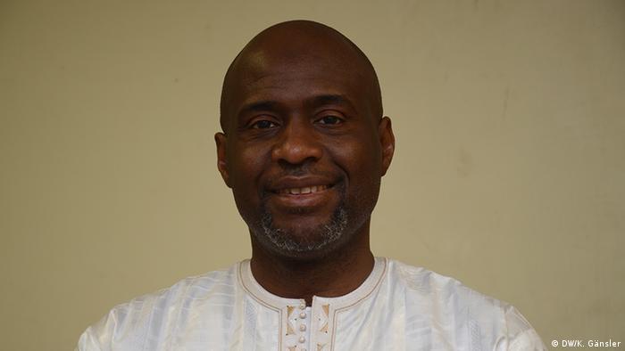 Malian electoral parliamentary candidate Moussa Mara