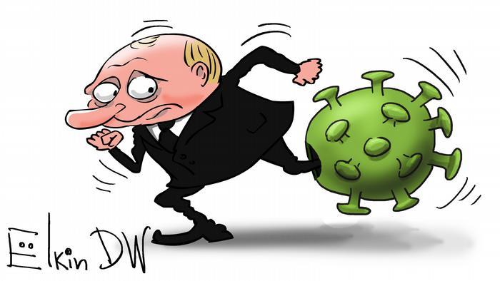 Фактор коронавируса: SARS-CoV-2 спутал планы Путина | Россия и ...
