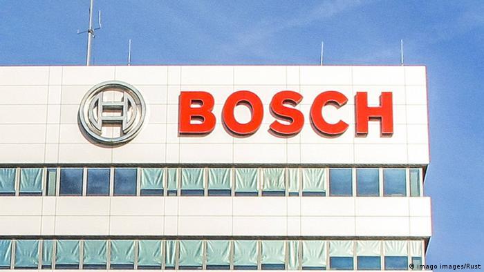 صورة لمبني شركة بوش الألمانية