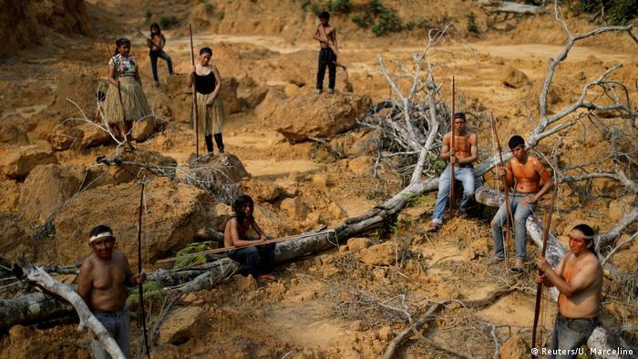 En la selva no habrá quien los salve de la pandemia   América ...