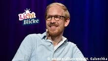 phil.cologne - Historiker und Journalist Rutger Bregman (picture-alliance/dpa/H. Galuschka)