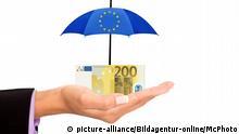 Symbolbild EU Rettungsschirm