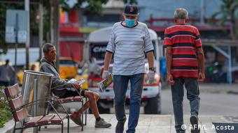 Coronakrise Panama (AFP/L. Acosta)