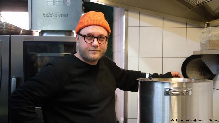Kucharz z gwiazdką Michelin